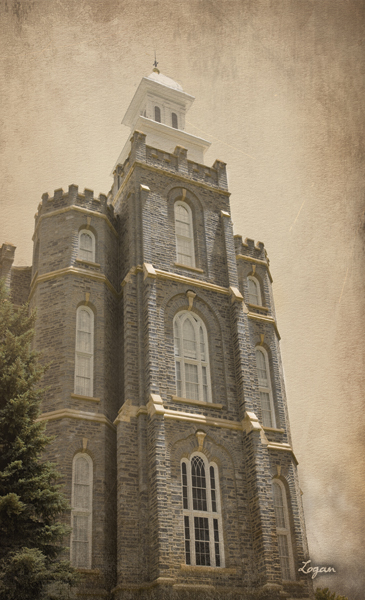 Logan Utah Temple Photo Recommend Holder In Temple Ch Cc Loga