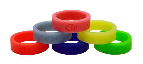 Silicone CTR Rings - Medium - RM-MEDSIL