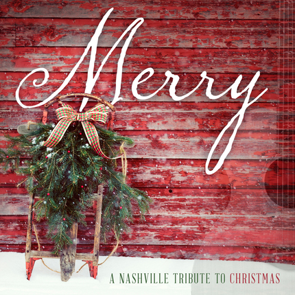 merry a nashville tribute to christmas cd sbt 0783027031720 - Christmas Cd