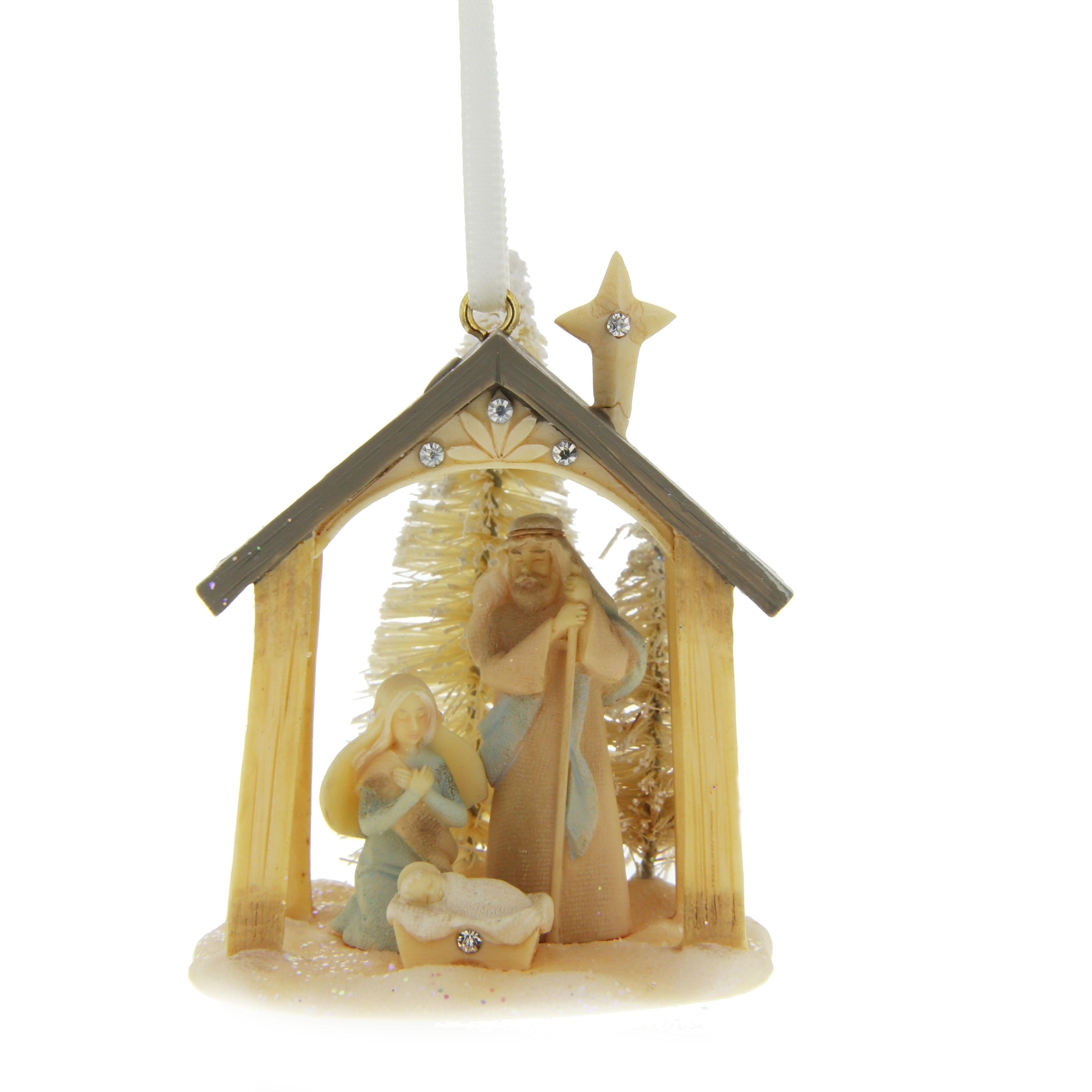 Mini Nativity Ornament - ENC-4047725