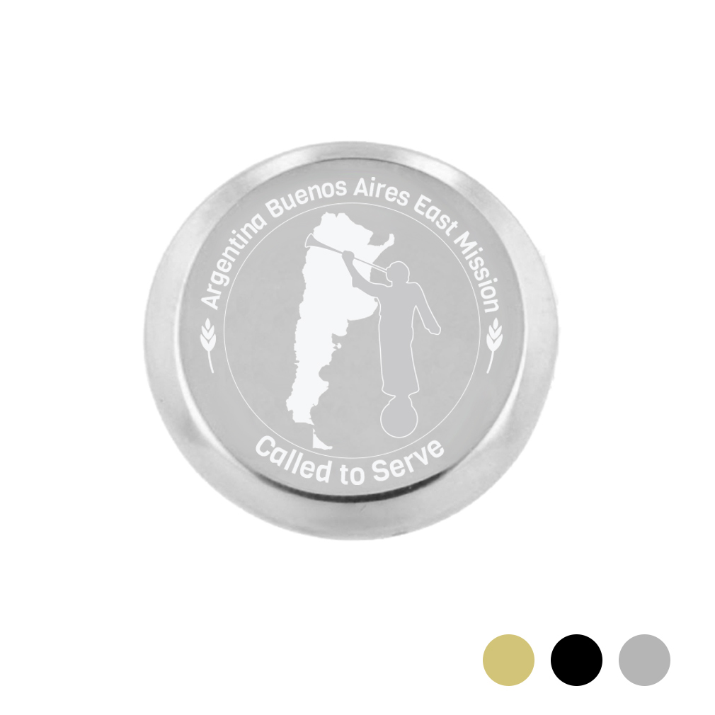 Argentina Mission Pin - LDP-TPN0509
