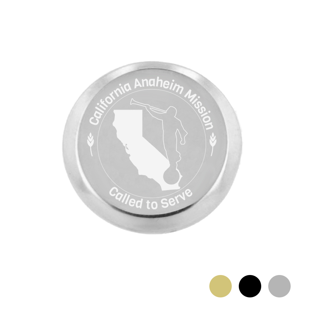 California Mission Pin - LDP-TPN0544