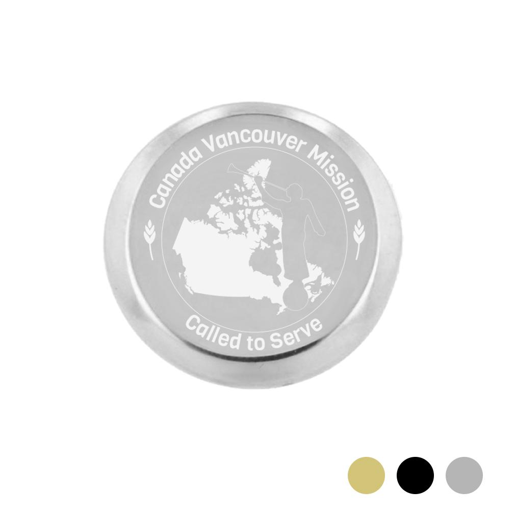 Canada Mission Pin - LDP-TPN0513