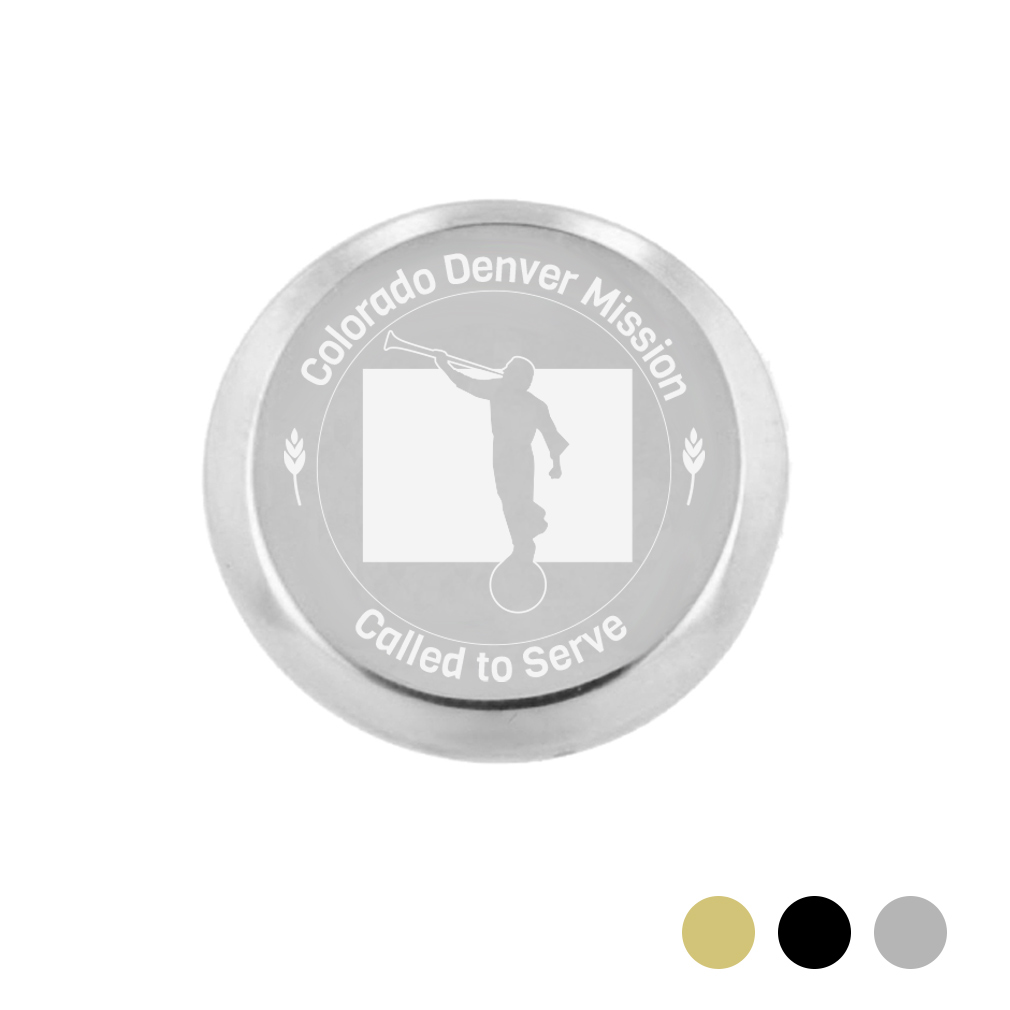 Colorado Mission Pin - LDP-TPN0545