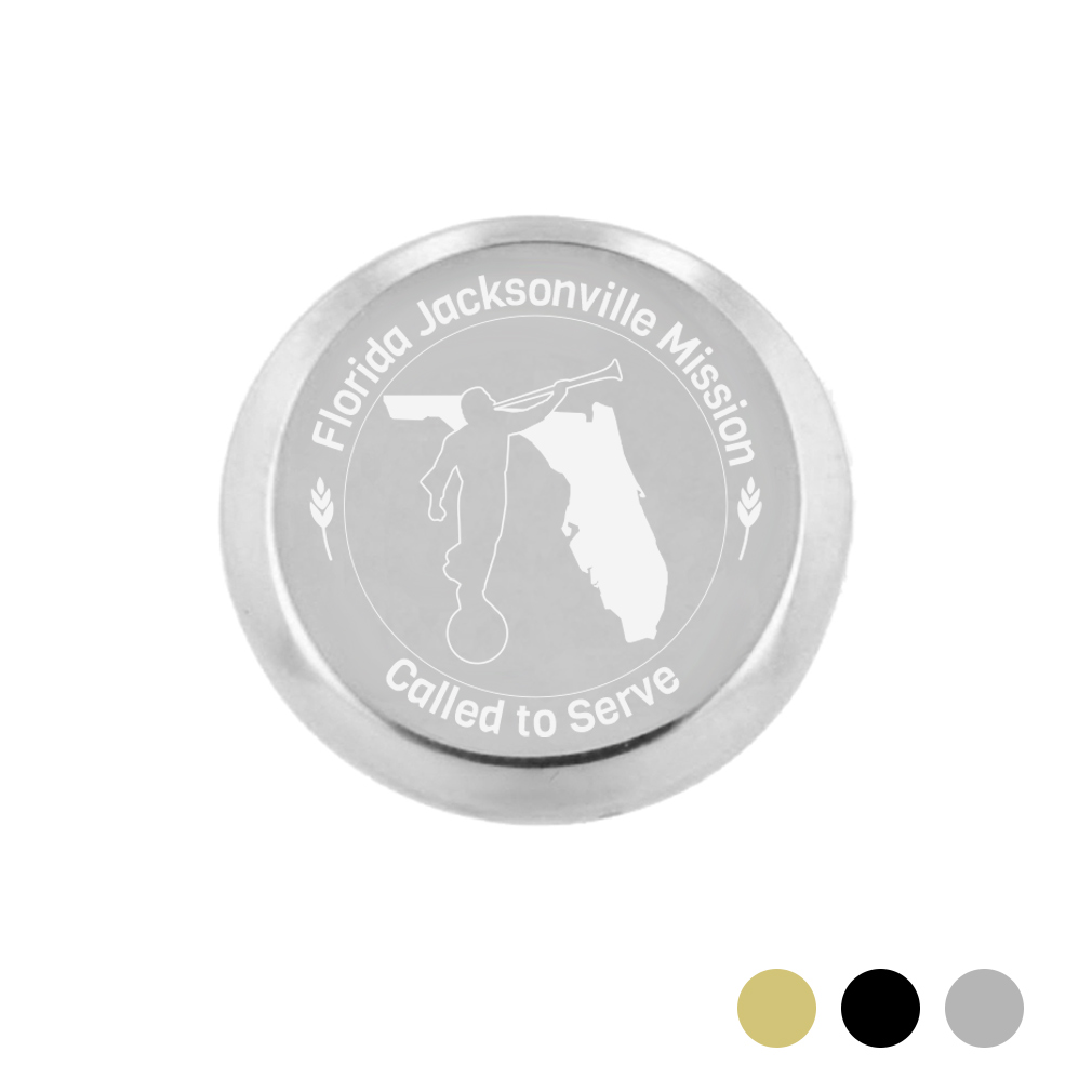Florida Mission Pin - LDP-TPN0548