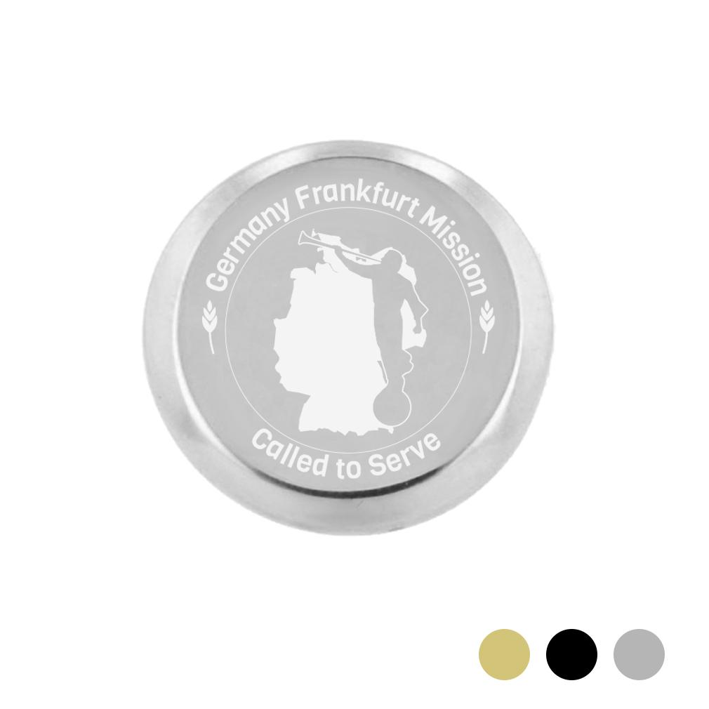 Germany Mission Pin - LDP-TPN05174