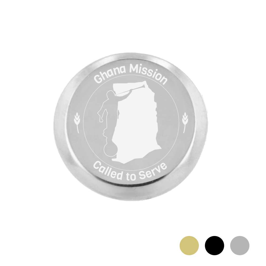 Ghana Mission Pin