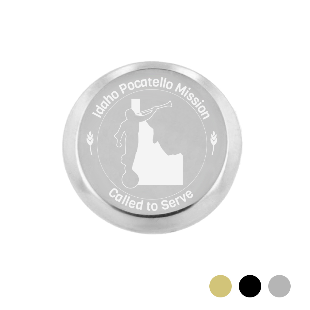 Idaho Mission Pin - LDP-TPN0551