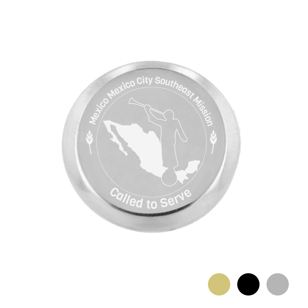 Mexico Mission Pin - LDP-TPN0520
