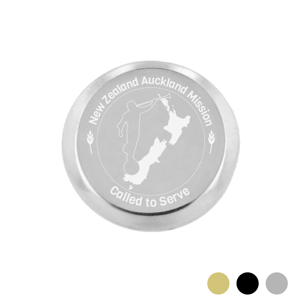 New Zealand Mission Pin - LDP-TPN1021