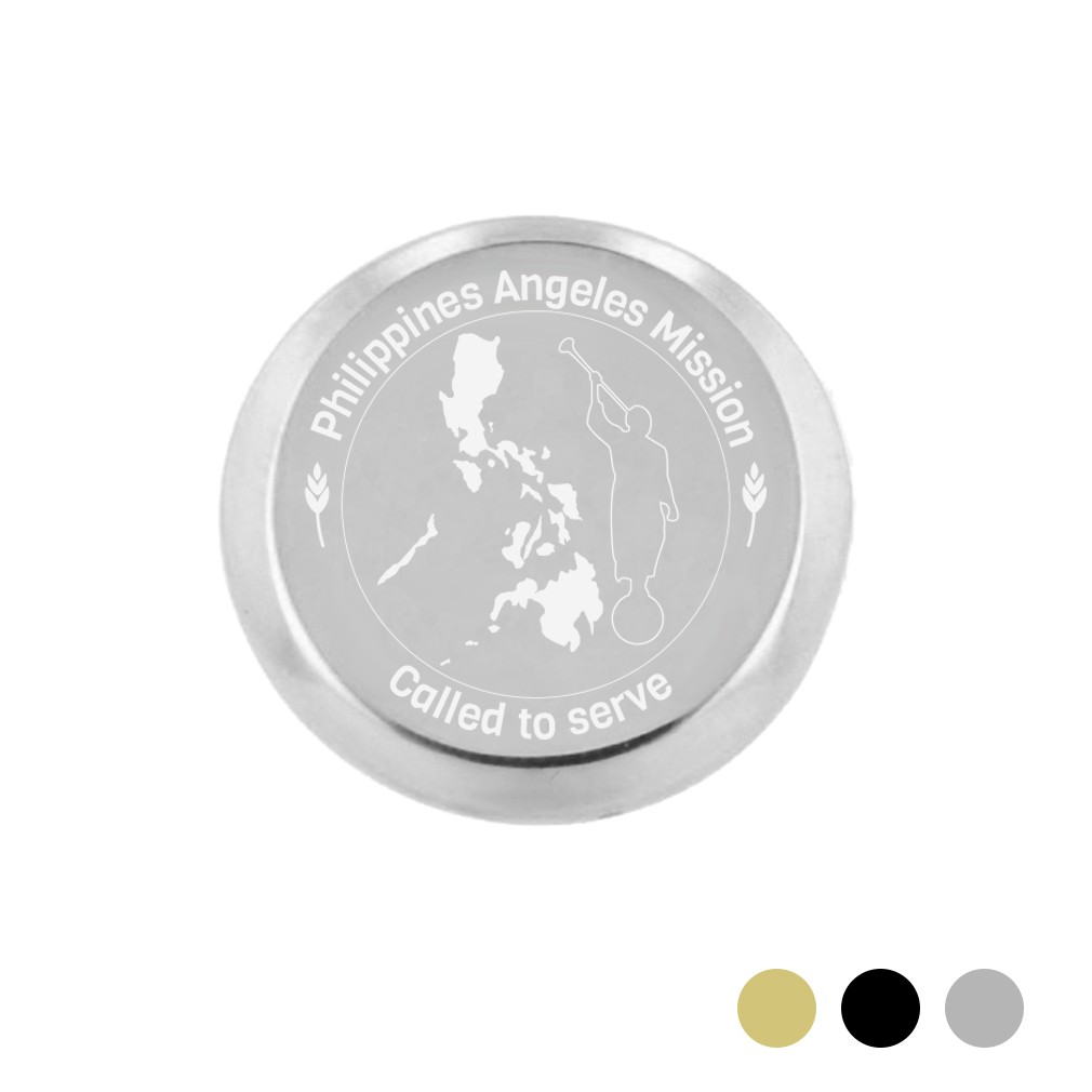 Philippines Mission Pin - LDP-TPN0524