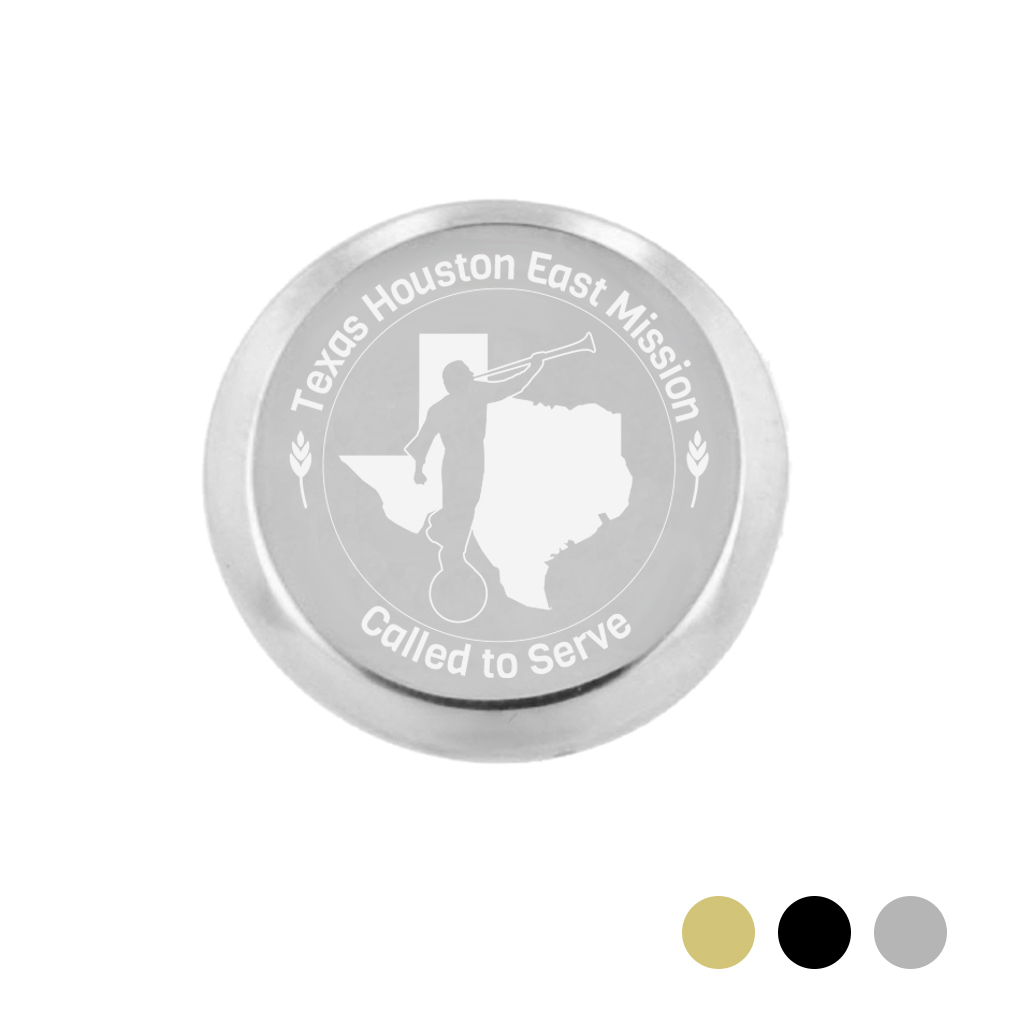 Texas Mission Pin - LDP-TPN0582