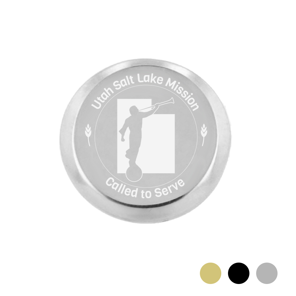 Utah Mission Pin - LDP-TPN1083