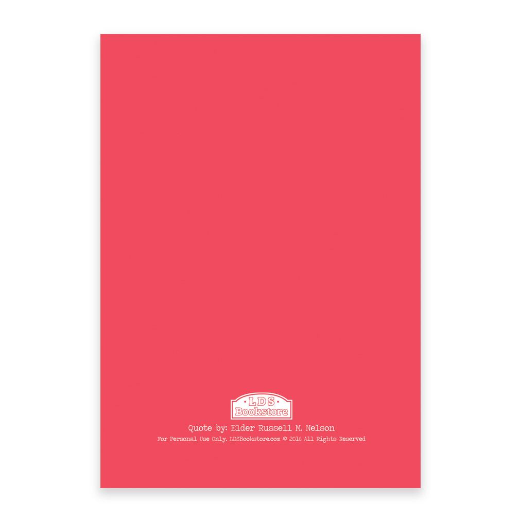 Mother's Day Card - Pink - Printable - LDPD-MOMCRDPK
