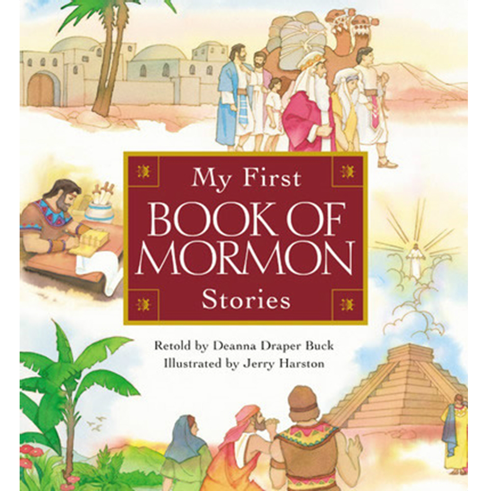 Book of Mormon Stories Part One Movie free download HD 720p