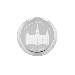 Personalized Temple Pin Temple pin, create your own temple pin, lds temple pin