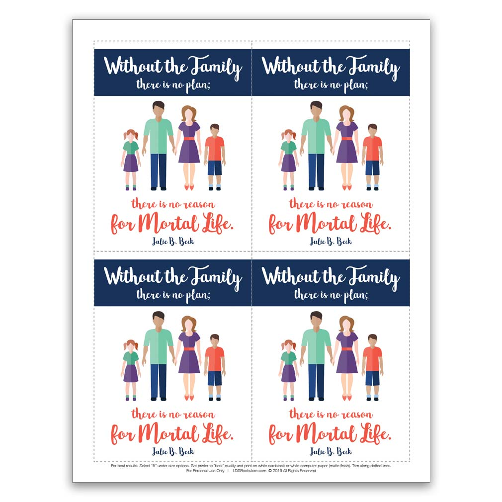 October Visiting Teaching Handout - Printable - LDPD-PBLOCT16VT