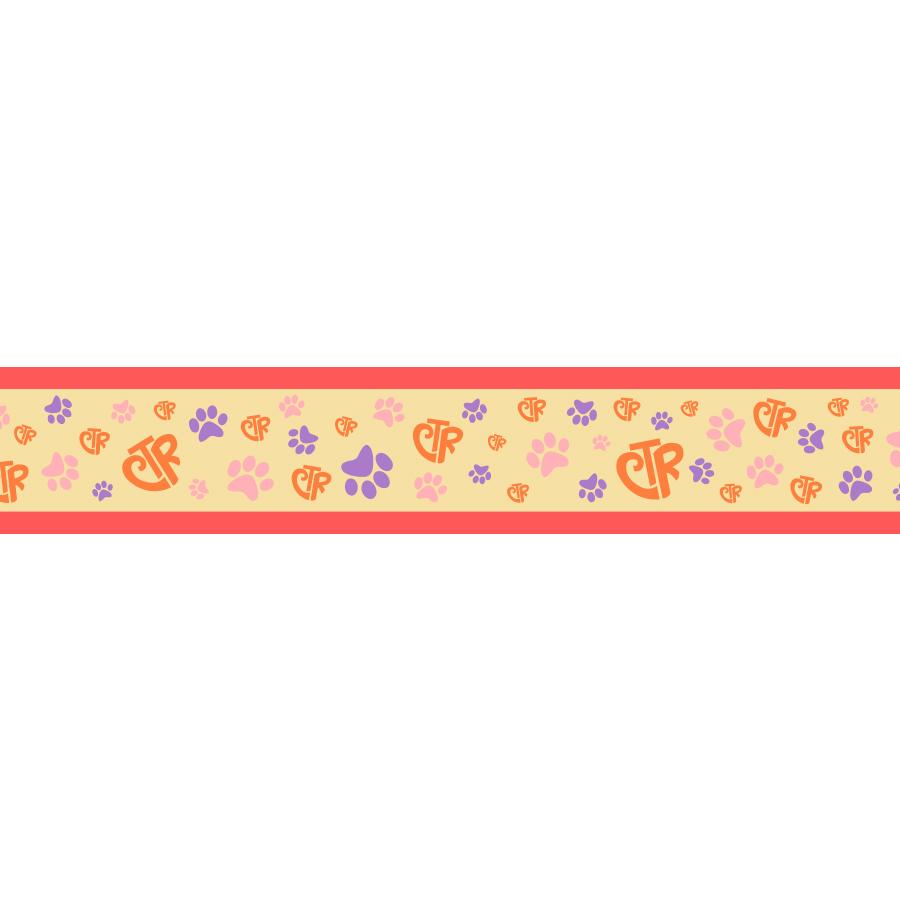 Pink CTR Pet Collar - LDP-PCR35