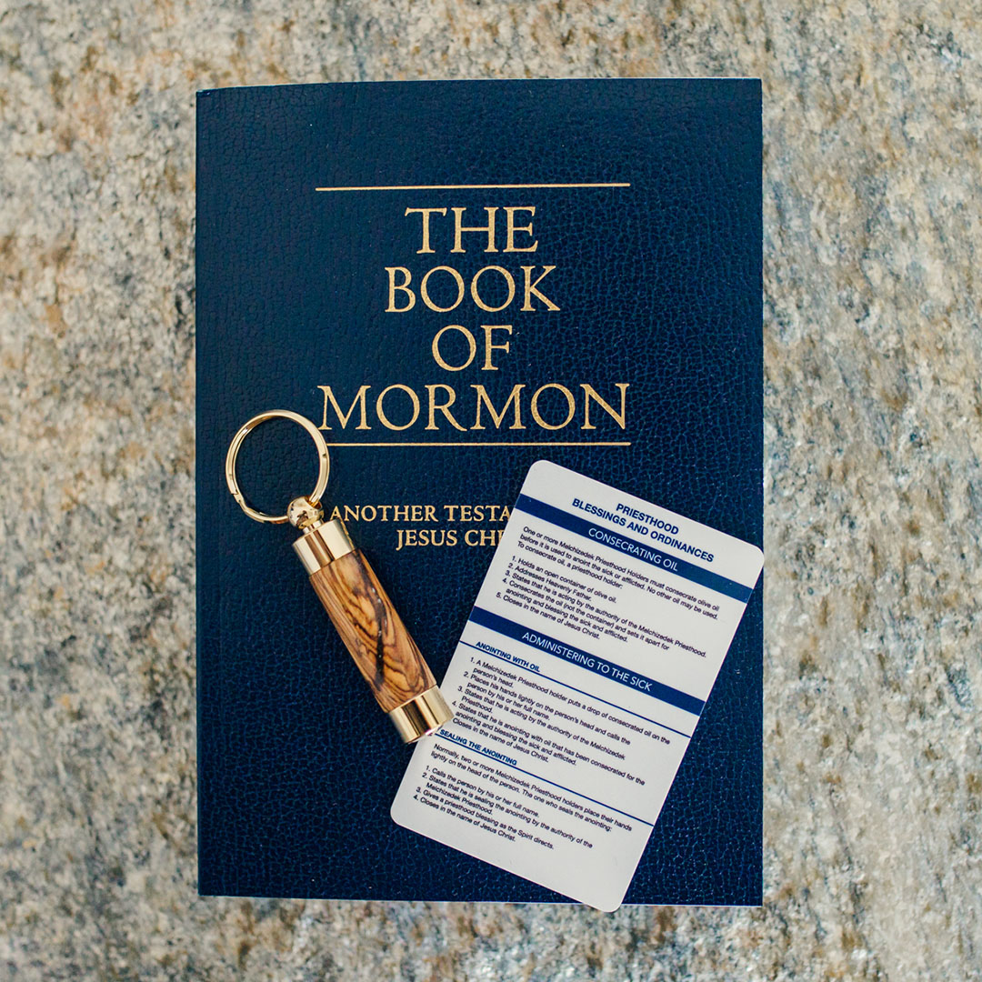 Pocket Priesthood Ordinance Card - LDP-CRD226