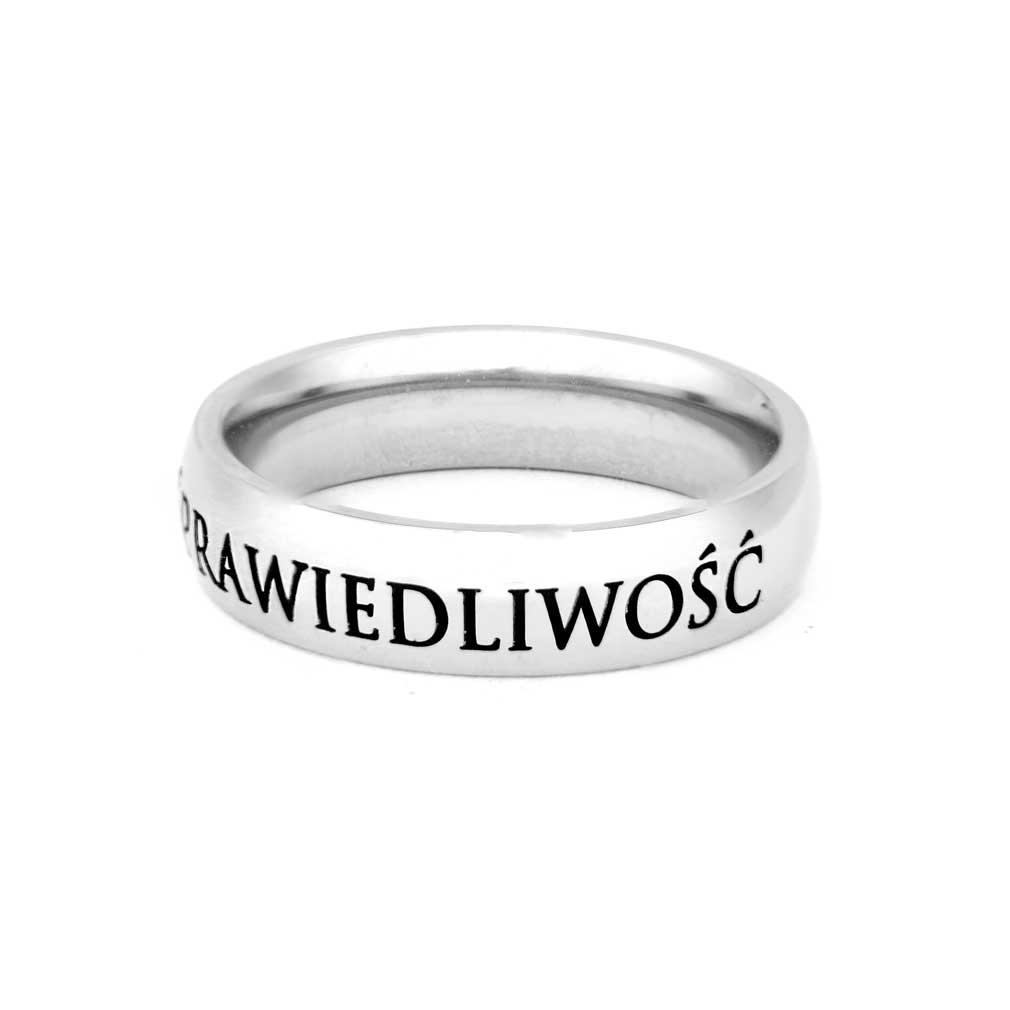 Polish Choose the Right Ring - Narrow - LDP-RNGC15137