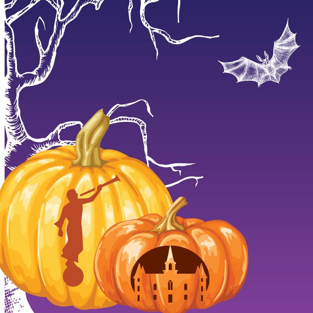 Pumpkin Carving Templates Pack - Printable - LDPD-2016PUMPKINPACK