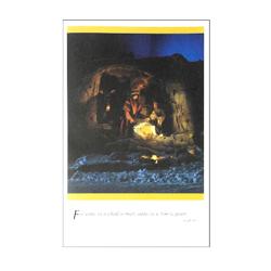 Nativity Christmas Program Cover