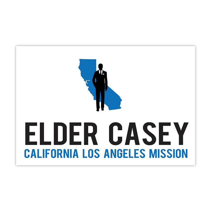 Elder & State Missionary Banner