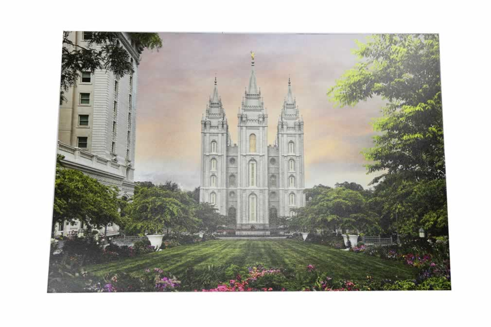 Salt Lake Temple - Holy Places - LDP-BB0041