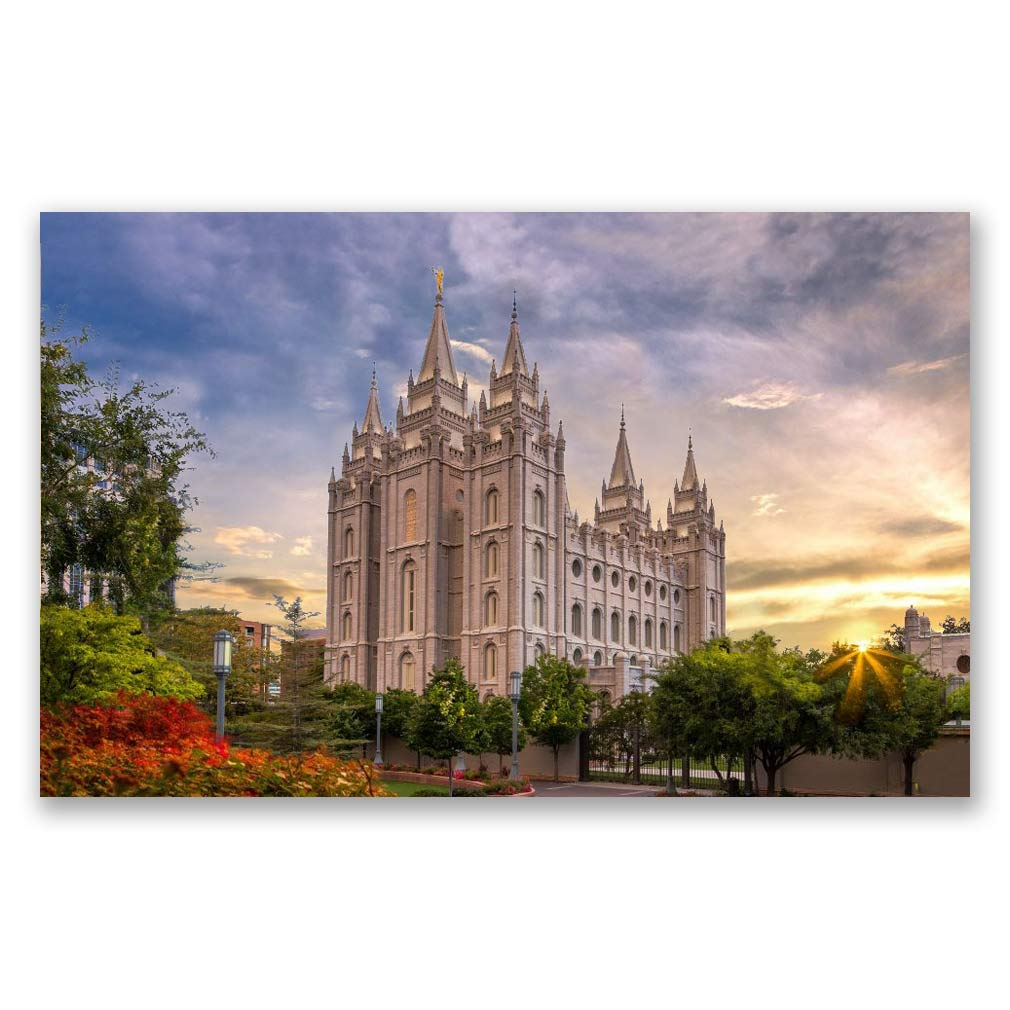 Salt Lake Temple Recommend Holder in Temples ...