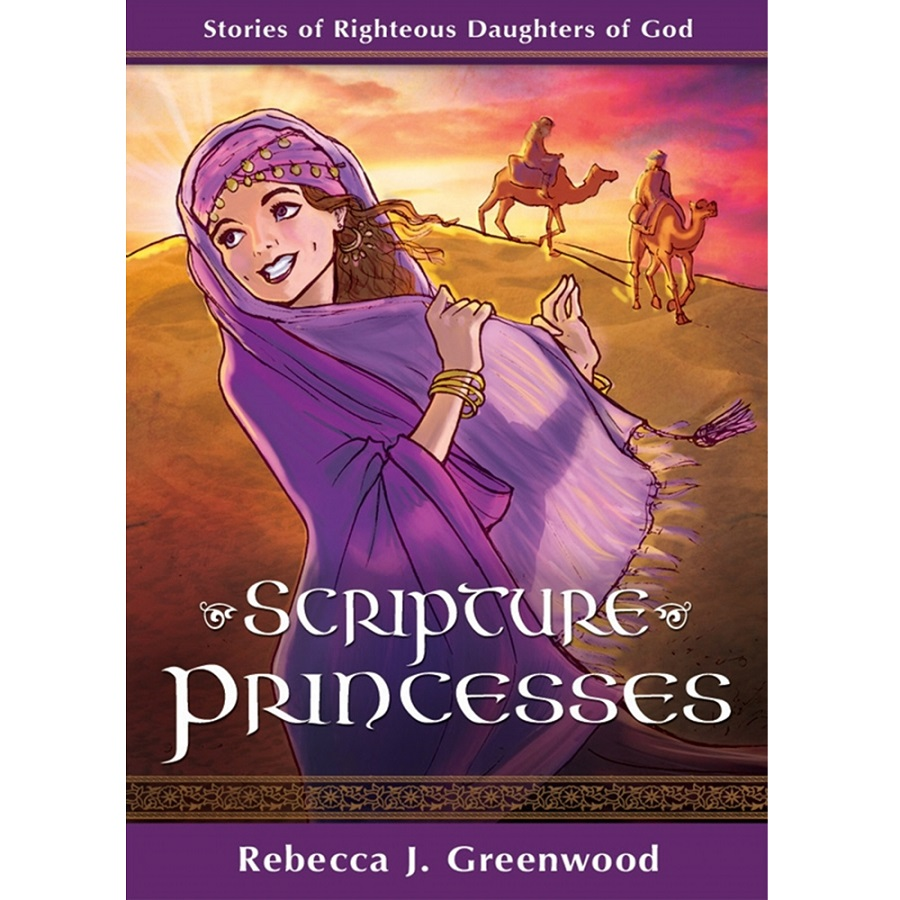 Scripture Princesses - CF-9781462116539