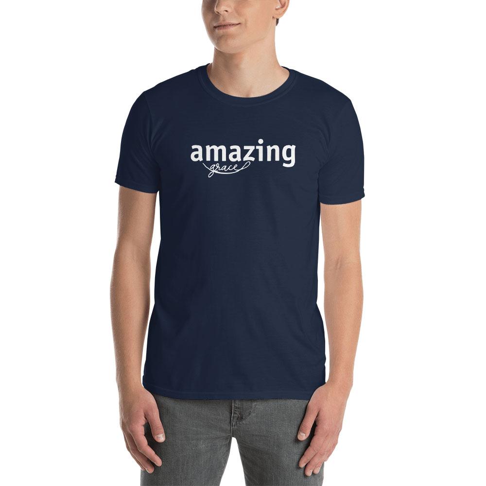 Amazing Grace T-Shirt - Unisex - LDP-TEES-AMZGRC-US