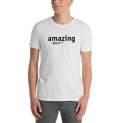 Amazing Grace T-Shirt - Unisex