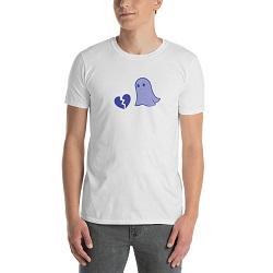 Broken Heart, Contrite Spirit T-Shirt - Unisex