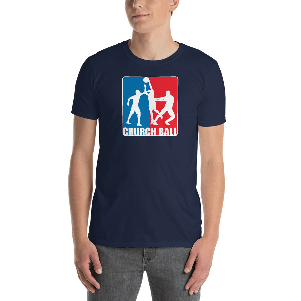 Church Ball T-Shirt - Unisex - LDP-TEES-CHBA-US