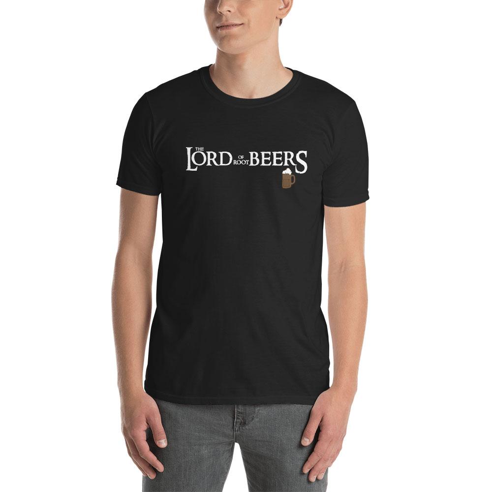 Lord of Root Beers T-Shirt - Unisex - LDP-TEES-LORB-US