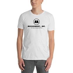 Missionary Inc T-Shirt - Unisex  - LDP-TEES-MISSIONINC-US