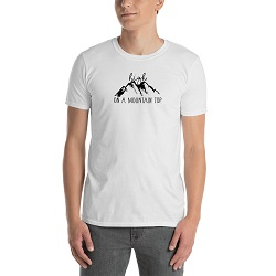 High on a Mountain Top T-Shirt - Unisex