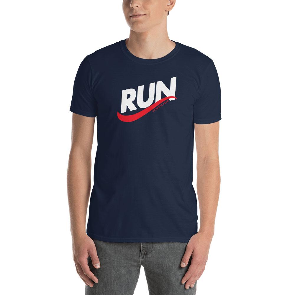 Run & Not Be Weary T-Shirt - Unisex  - LDP-TEES-RUN-US