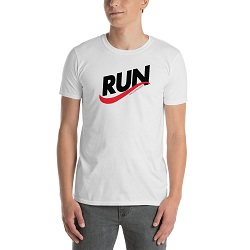 Run & Not Be Weary T-Shirt - Unisex