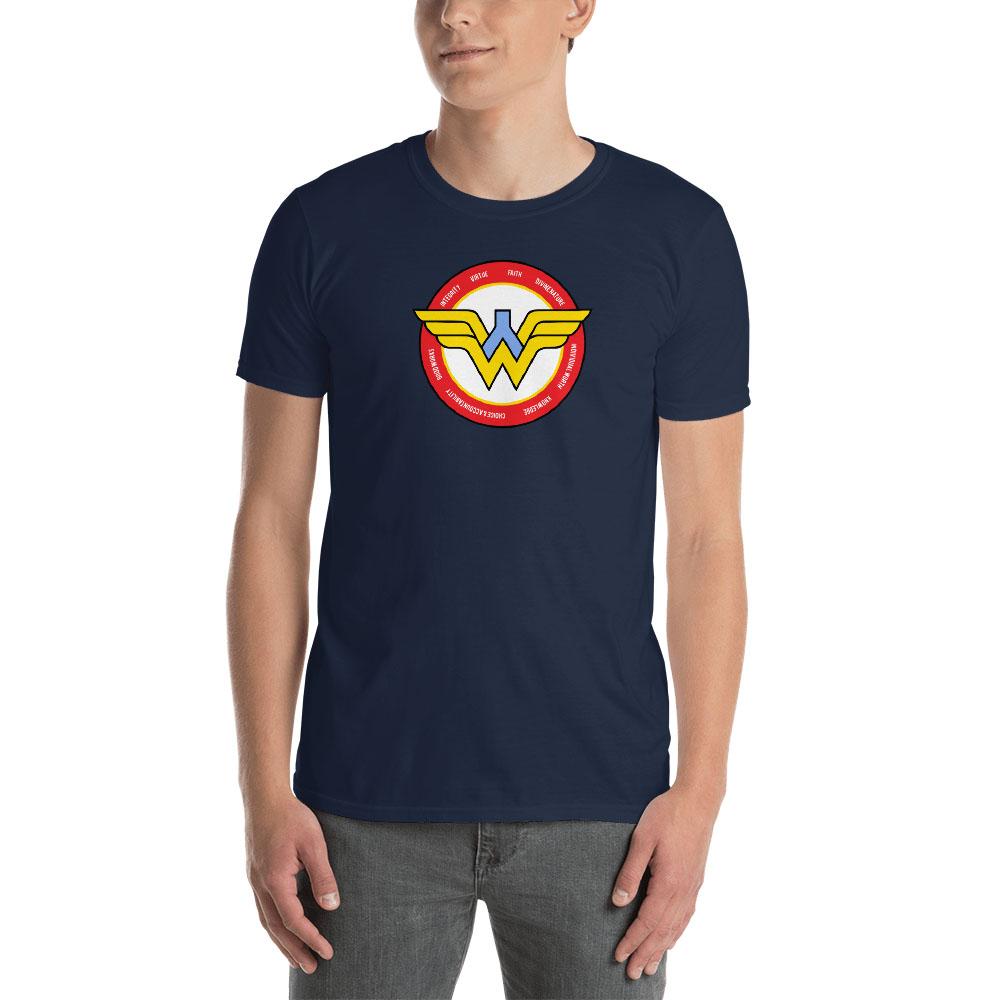 Young Wonder Women T-Shirt - Unisex - LDP-TEES-YW-WONDER-US
