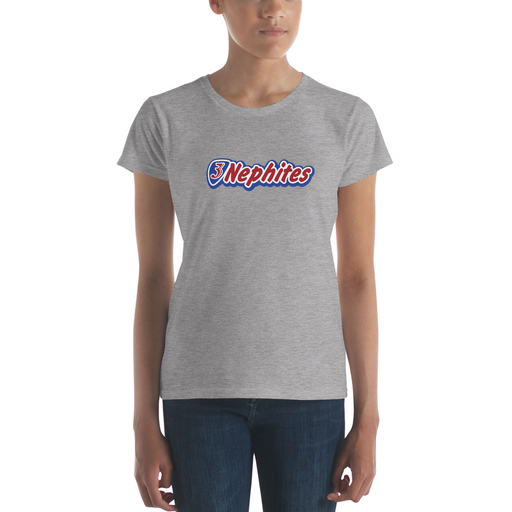 3 Nephites T-Shirt - Women's - LDP-TEES-3NEPHI-W