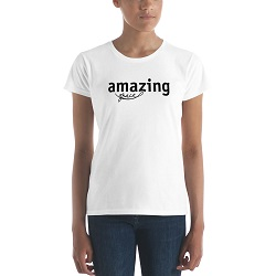 Amazing Grace T-Shirt - Women's