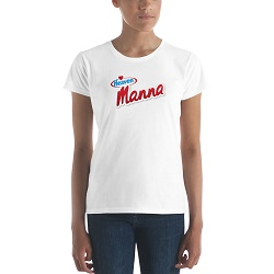 Heaven Manna T-Shirt - Womens