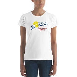 Sunbeams: Theyre Outta Control T-Shirt - Womens