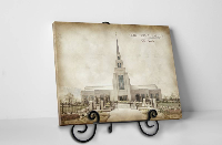 Gilbert Temple - Vintage Tabletop