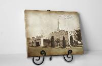 Nashville Temple - Vintage Tabletop
