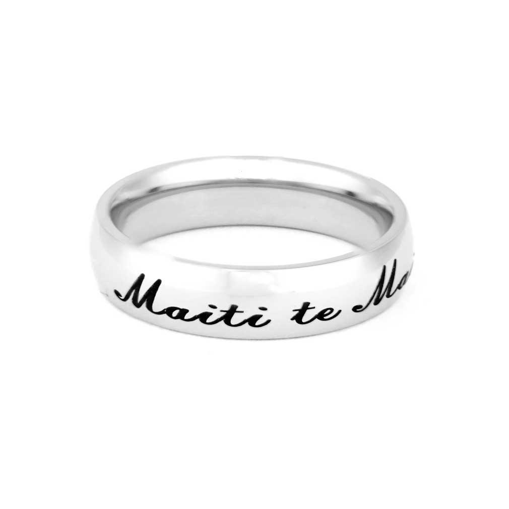 Tahitian Choose the Right Ring - Narrow - LDP-RNGC15145