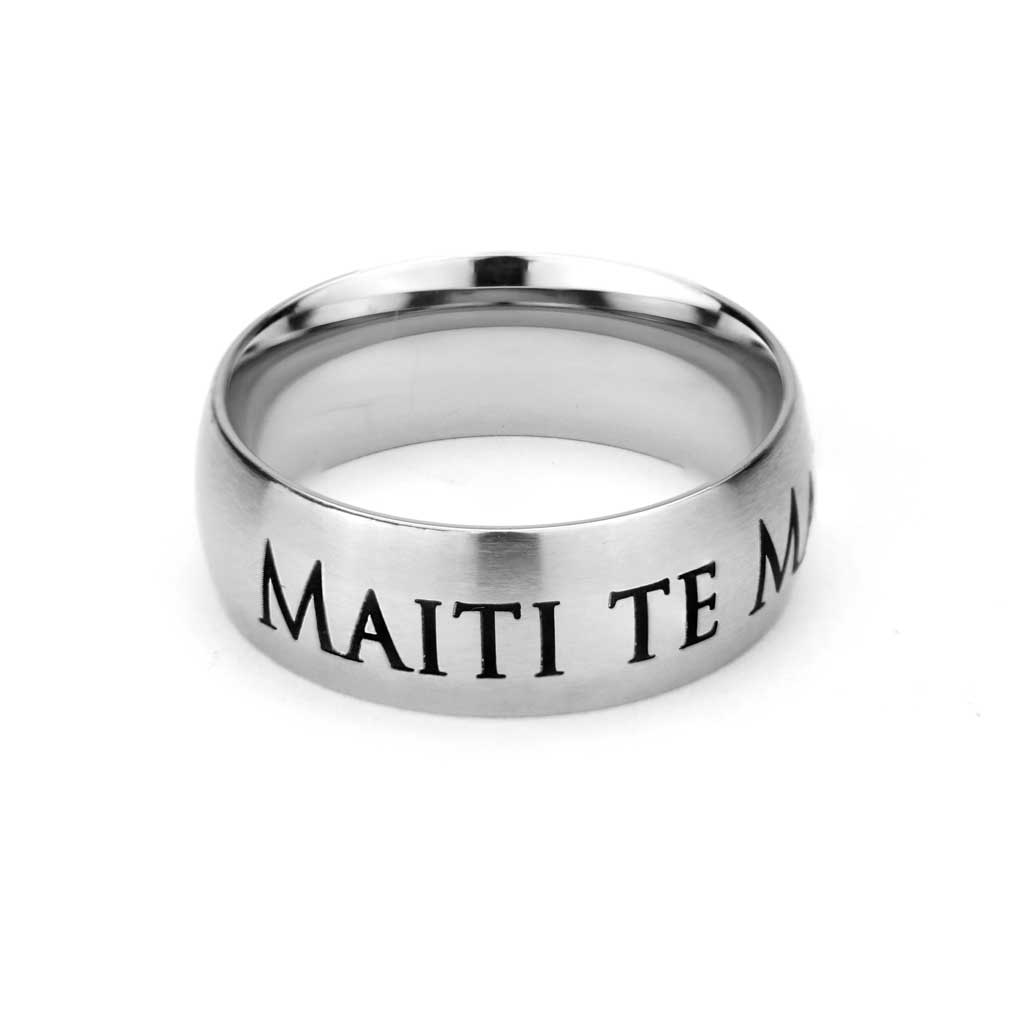 Tahitian Choose the Right Ring - Wide - LDP-RNGB15145