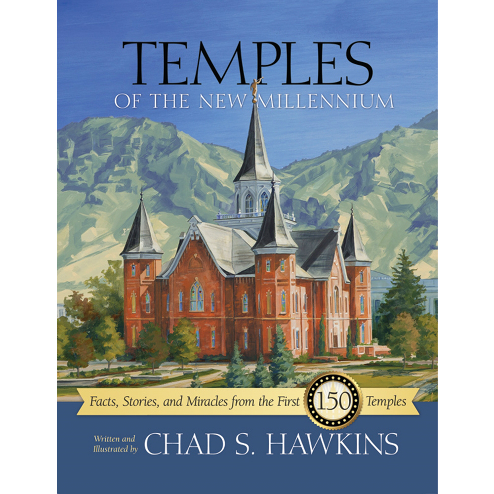 Temples of the New Millennium - CH-5145151