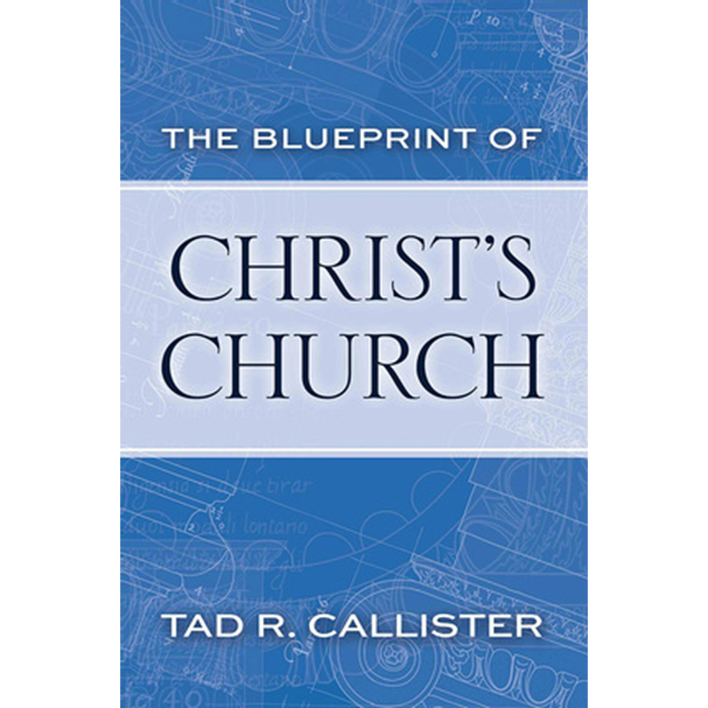 The blueprint of christs church in religious ldsbookstore the blueprint of christs church malvernweather Choice Image